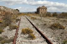 Antigues vies de tren