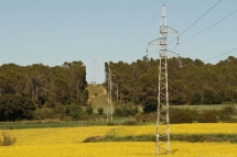 Línies elèctriques 6696 (*)